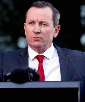 Treasurer Frydenberg Warns McGowan Not To Close WA Border To NSW