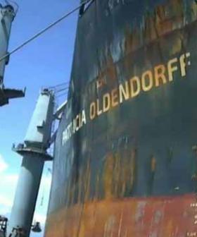 WA At Risk From 'COVID-19 Hotspot' Ships: Maritime Union