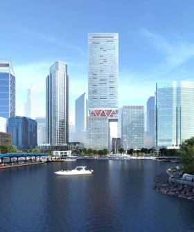Is This New Perth Building Set To Eclipse Central Park As City's Tallest?