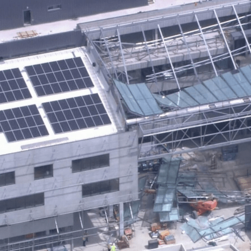 One Dead, Two Rushed To Hospital Following Construction Collapse At Curtin University