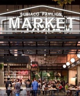 Perth's Iconic Subiaco Pavilion Market Like You've NEVER Seen It