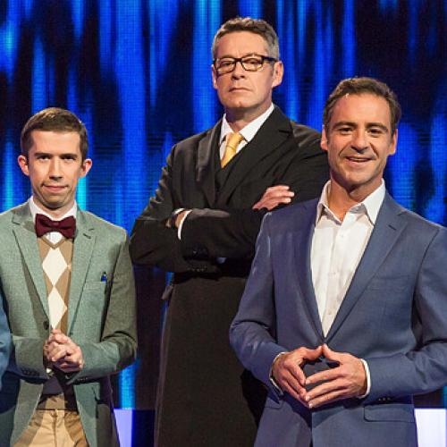 The Quiz Categories Chaser Matt Parkinson Admits Not Knowing Anything About