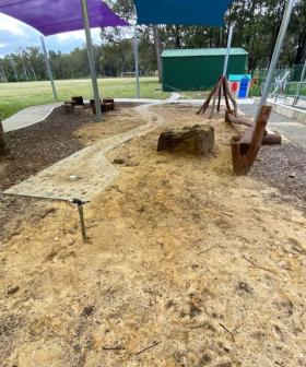 Excavator Digs Up Playground, Cuts Power To WA School While Trying To Find Lost Time Capsule