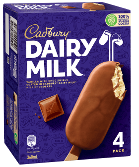 Cadbury Have Launched New Ice Creams That Are Perfect For Your Picnics