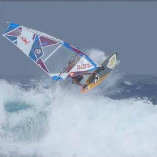 The Toughest Thing Fred's Done Involves A Hawaiian Windsurfing Race & MONSTER Swell
