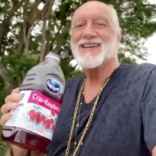 Mick Fleetwood Recreates Skateboarder's Chill-As Viral 'Dreams' TikTok Video