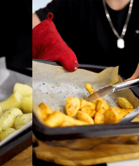 "This Is The Surprising Secret To The ""Best Roast Potatoes You've Had In Your Life"""