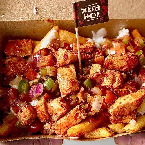 Nando's Is Now Slinging Their 'Secret' Loaded Chips, But There's A Catch!