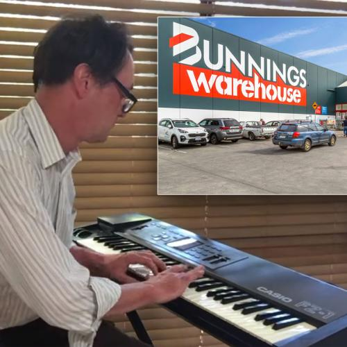 Found! The Perth Man Who Composed The Iconic Bunnings Theme Tune