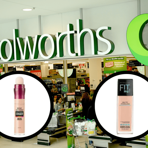 Woolworths Have Slashed The Price of 600 Beauty & Health Products
