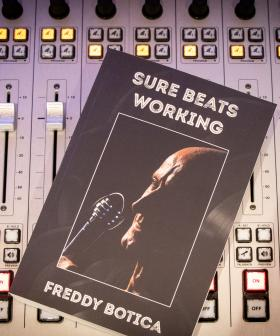 'Sure Beats Working': Fred Botica's Memoir Is A Who's-Who Of Rock Music
