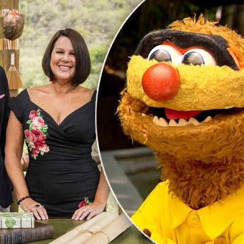 Julia Morris Loses Her Mind Over Suggestion Agro Could Be On 'I'm A Celebrity'