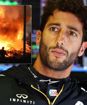 Daniel Ricciardo 'Disgusted' By TV Reaction To Horror F1 Crash
