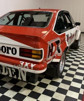 Iconic Holden Set to Exceed $1 Million At Aussie Auction