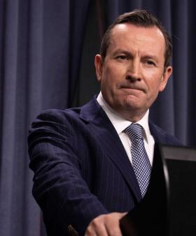 WA Premier Mark McGowan Drags NSW's GST Claim As 'Pathetic'