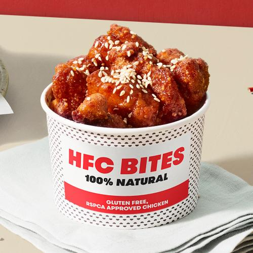 Grill'd Is Doing 'Healthy' Fried Chicken & Flogging It FOR FREE!