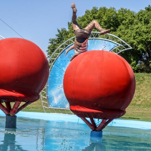 'Wipeout' Contestant Dies After Completing Show's Obstacle Course