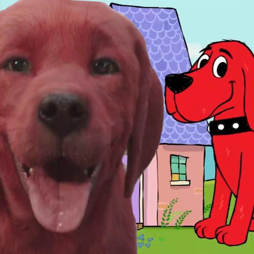 The New Clifford Redesign Is Giving Everyone The Heebee-Jeebees