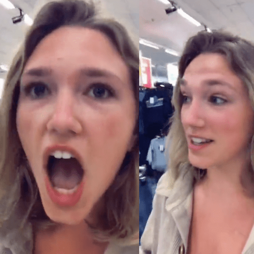 American Woman Goes Viral After Her Over-The-Top Review of Kmart
