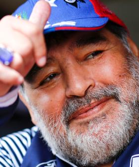 Diego Maradona: Argentina Declares Three Days Of Mourning Over Death
