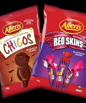 Nestle Announces New Names For 'Red Skins' And 'Chicos' Lollies