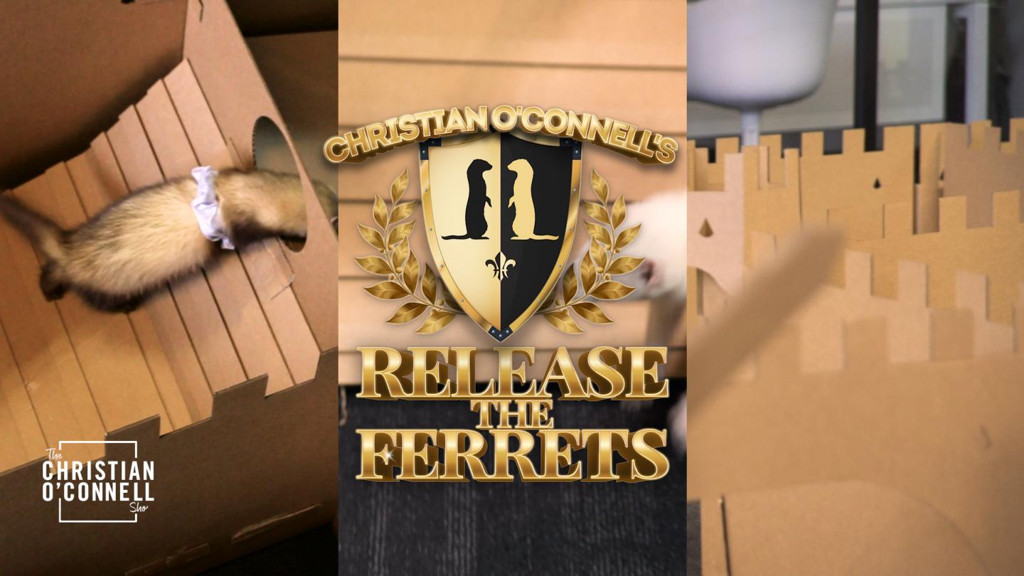 Christian O'Connell's Release The Ferrets