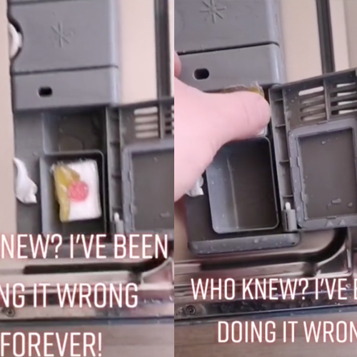 Dishwasher Hack Sparks Debate After Dad Claims He's Been 'Doing It Wrong'