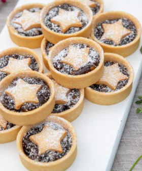 Woolworths Is Now Selling Gin Mince Tarts Just In Time For Christmas