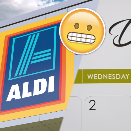 Aldi Shopper Finds Relatable Error On His Special Buy And It's VERY 2020