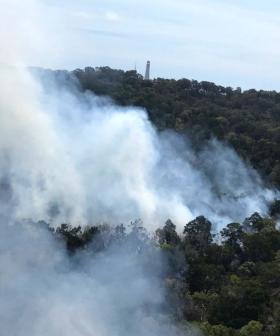 Fraser Island Township Saved, But Dangerous Bushfires Continue To Bear Down