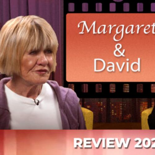 Margaret & David Officially Review The Year 2020 And Yes, They Disagreed