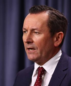 Mark McGowan 'Exasperated' By Virus Breaches: 'Mistakes Are Creeping In'