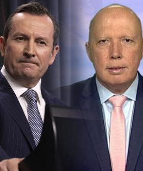 Dutton Says 'We Can't Close Down Borders Over One Case' As McGowan Assesses Options