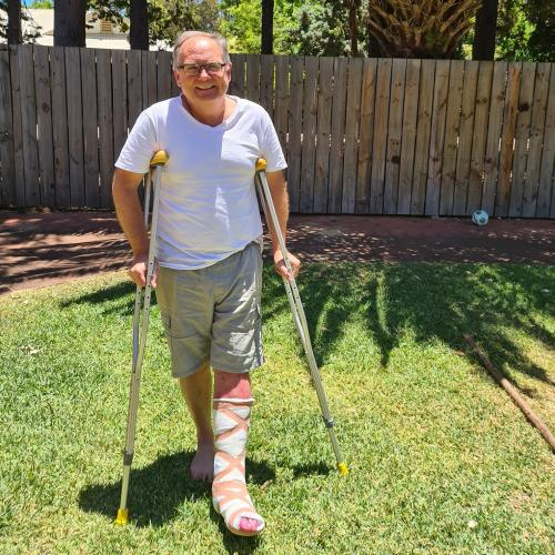 'I'm Not The Sports Minister': WA Arts Minister Templeman Breaks Ankle While Bowling
