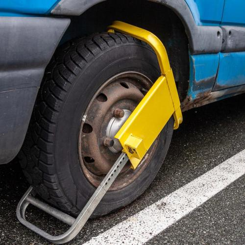 It's Official: Wheel Clamping In WA Outlawed From TODAY