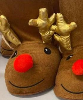 Kmart Accidentally Made The Saddest Christmas Stocking Ever And It's Very Funny