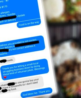 Man Who 'Pranked' Struggling Aussie Business By Ordering $170 Of Food To Wrong Address Slammed
