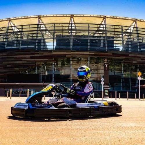Perth's New Go Karts At Stadium 'Seven Times More Popular Than Guns N' Roses'