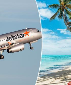 With Flights Starting At $29 Jetstar Has Kicked Off Their Christmas Sale