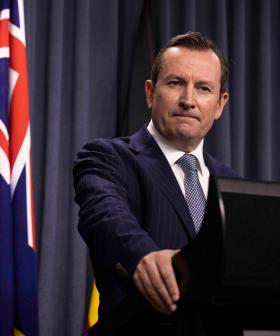 Zero New Cases For WA As McGowan Considers 'Indefinite' Border Closure With NSW