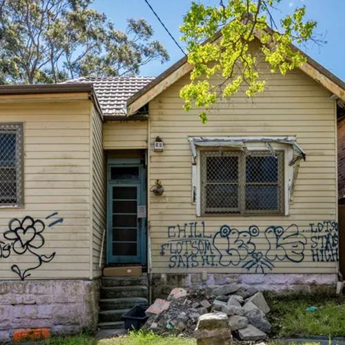 Would You Buy This Derelict Aussie House For $1.9 Million?