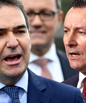 Mark McGowan Will Skip Meeting To Avoid Contact With South Aussie