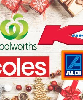 One Stop Guide To Christmas Opening Hours: Kmart, Coles, Woolworths & Aldi