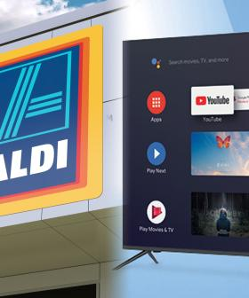Aldi Is Selling 4K TVs This Weekend, And They Are Ridic Cheap