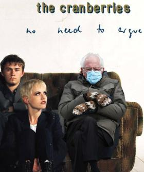 Bands Photoshop Bernie Sanders Into Album Covers & The Results Are Perfect