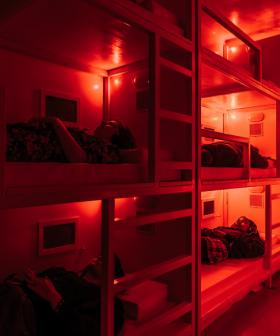 Fringe Show 'Coma' Is An Unsettling Experience In A Pitch-Black Shipping Container
