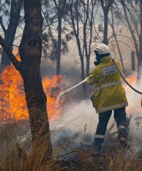 Crews Brace For Scorching Weather As WA Fire Rips Through Almost 10,000 Hectares