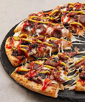 Domino's Are Doing A Sausage Sizzle Pizza For Aussie Day & Bloody Onya Mate!