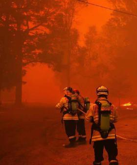 Hotter, Drier Weather Leaves Australia 'Primed To Burn'