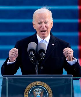 Joe Biden Sworn In As The 46th US President